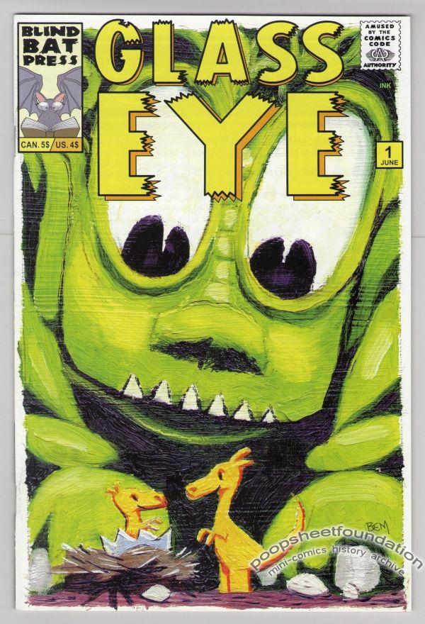 Glass Eye #1