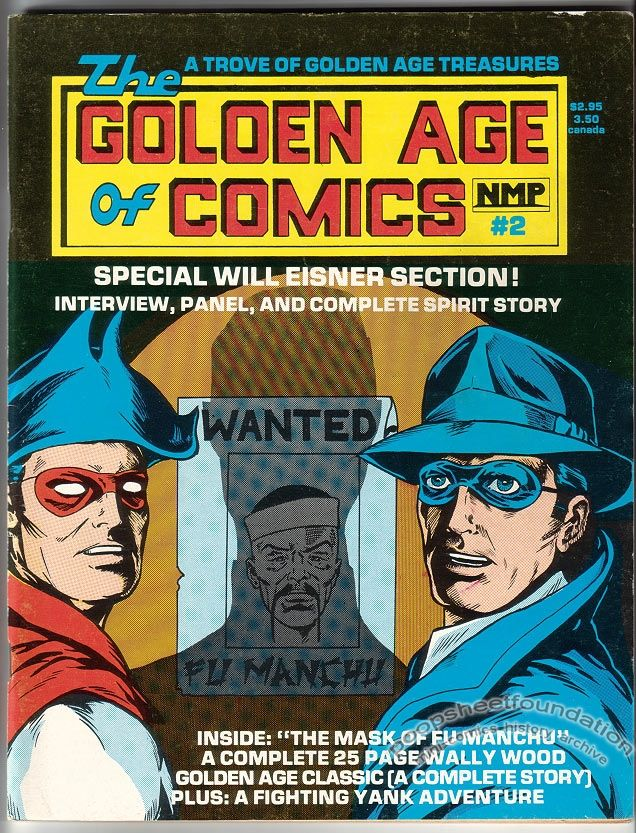 Golden Age of Comics, The #2