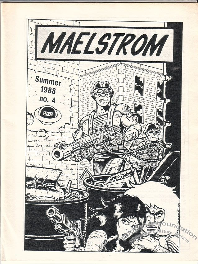 Maelstrom #4