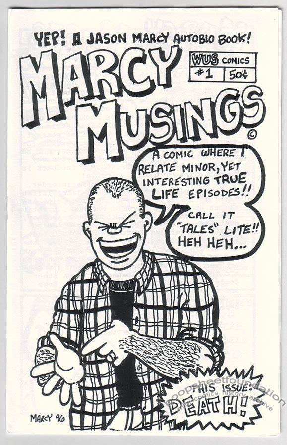 Marcy Musings #1
