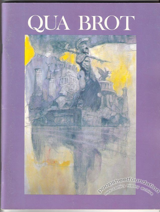Qua Brot #1
