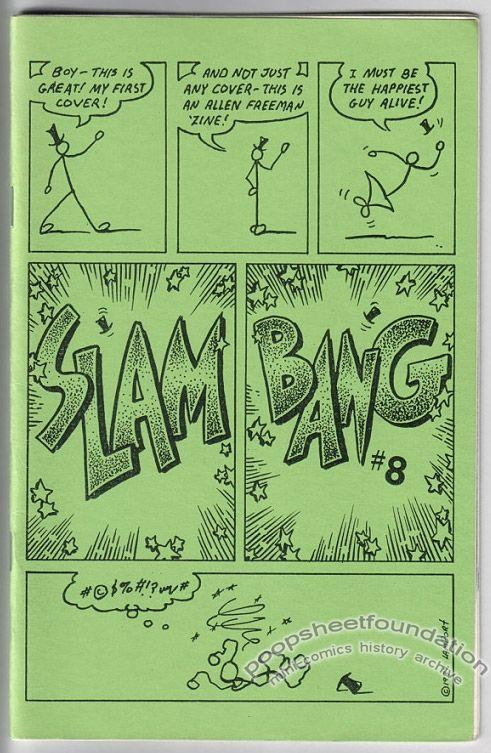 Slam Bang Vol. 1, #08