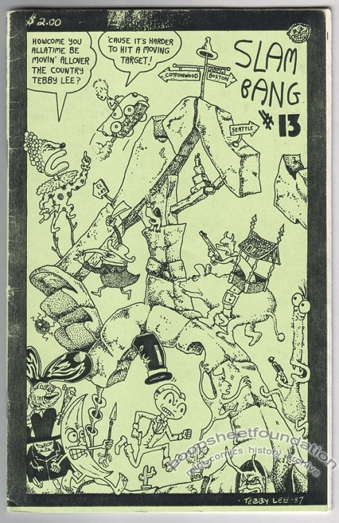 Slam Bang Vol. 1, #13