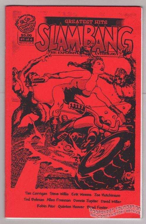 Slam Bang Greatest Hits #1