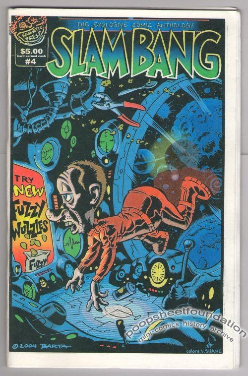 Slam Bang Vol. 2, #4