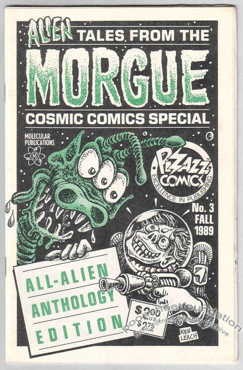 Tales from the Morgue #3