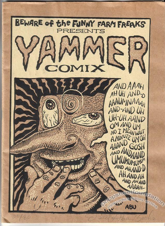 Yammer Comix
