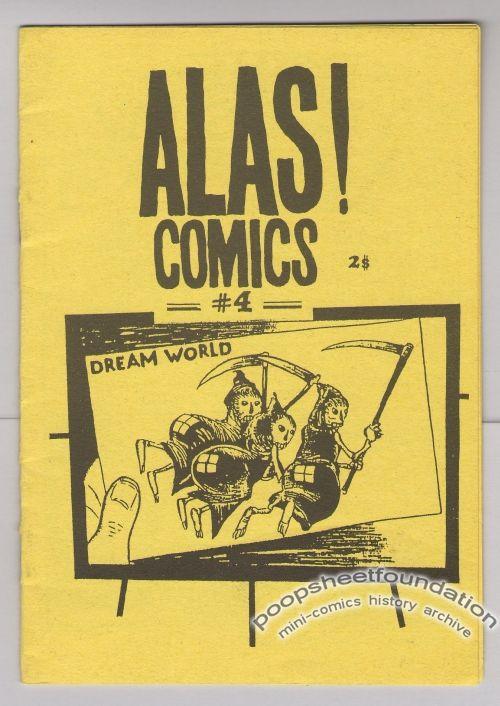 Alas! Comics #4