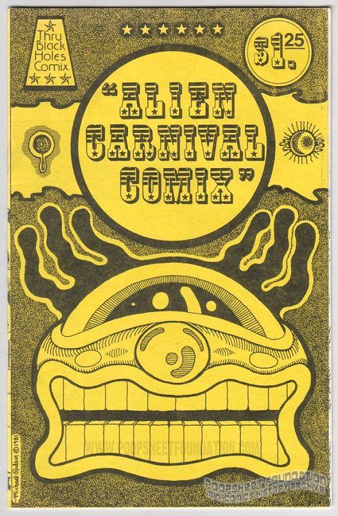 Alien Carnival Comix