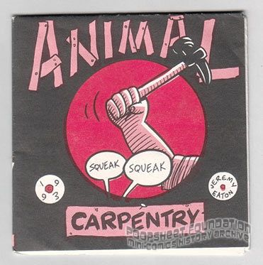 Animal Carpentry