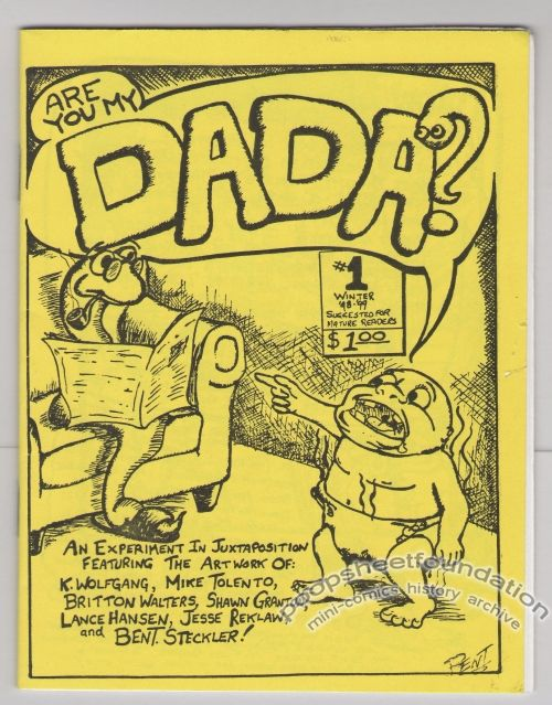 Are You My Dada? #1