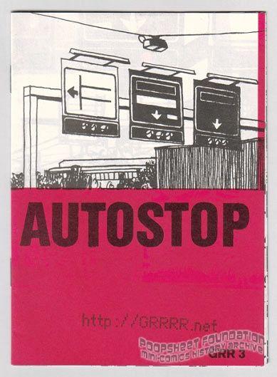 GRR #3: Autostop