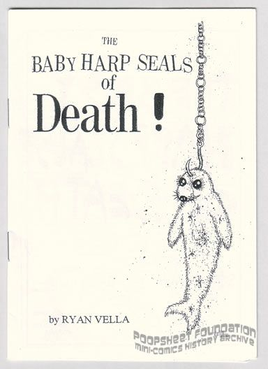 Baby Harp Seals of Death!