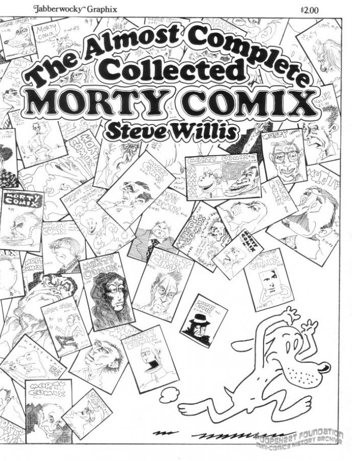 Almost Complete Collected Morty Comix, The
