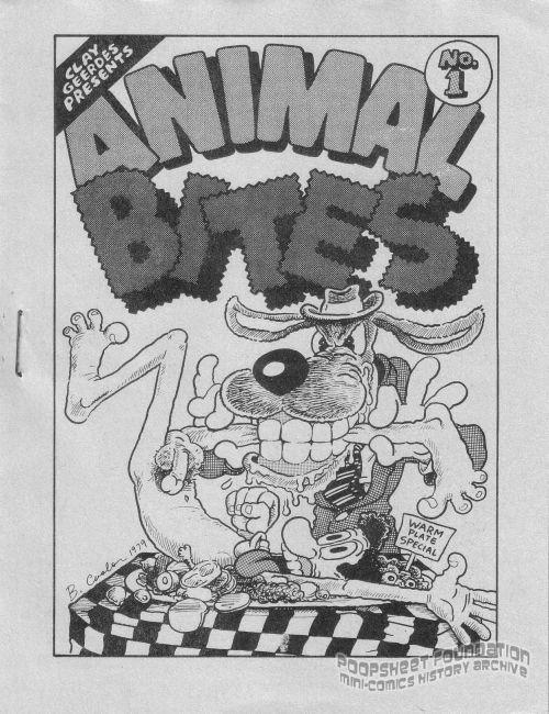 Animal Bites #1