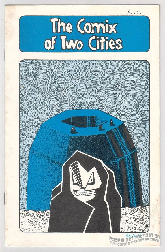 Comix of Two Cities, The