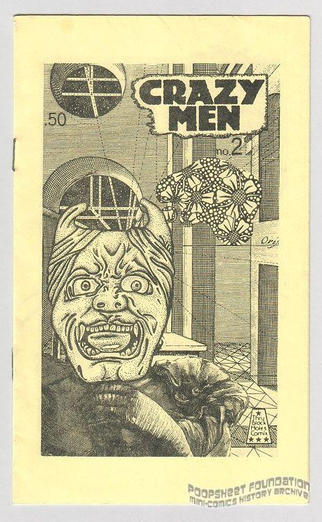 Crazy Men #02