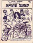 Superhero Overdose #4