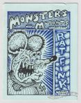 Monsters and Mutants #08