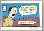 Nicholson's Small Press Tirade #1