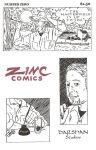 Zinc Comics #0