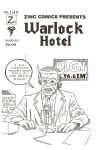 Zinc Comics Presents #1: Warlock Hotel