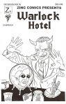 Zinc Comics #4: Warlock Hotel