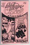 40 oz Comics #1