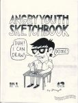 Angry Youth Sketchbook #1