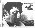 Interview With Alex Toth