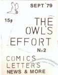 Owl's Effort, The #02