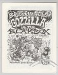 Big Daddy Roth #2: Gozzilla vs the Blakbox