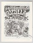Big Daddy Roth #2: Gozzilla vs the Blakbox