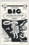 3-D Pete's Big Orbit Comics #1
