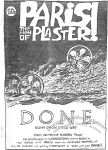 Paris the Man of Plaster #4