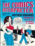 Comics Interpreter, The #6