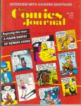 Comics Journal, The #096