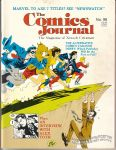 Comics Journal, The #098