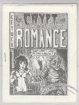 Crypt of Romance #2