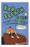 Bad Breath Comics #4