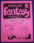 Dallas Fantasy Comics #1