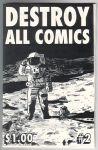Destroy All Comics Vol. 1, #2