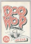 Doo Wop Comix