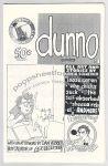 Dunno Comics #1