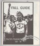 Fall Guide: Facist/Fashion '80-'81