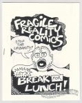 Fragile Reality Comics