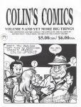 Colin's Comics Vol. 5