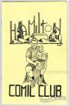 Hamilton Comic Club #1