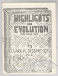 Highlights in Evolution Vol. 1