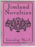 Jimland Novelties Catalog No. 1